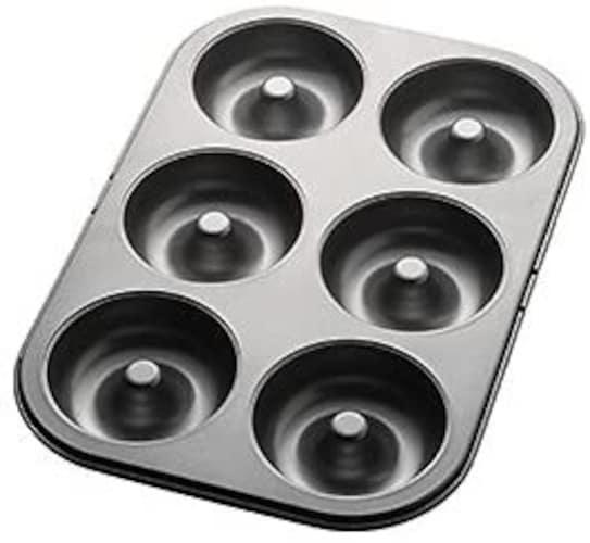 プレートタイプ|きれいに焼けて、変形ドーナツも楽しめる!