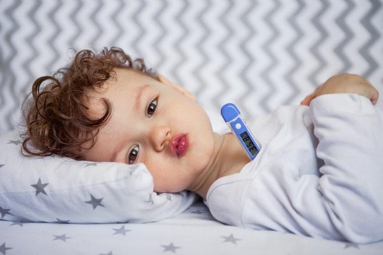 赤ちゃん用体温計と大人用体温計の違い