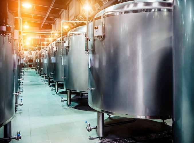 発酵方法 下面発酵、上面発酵、自然発酵から選ぶ