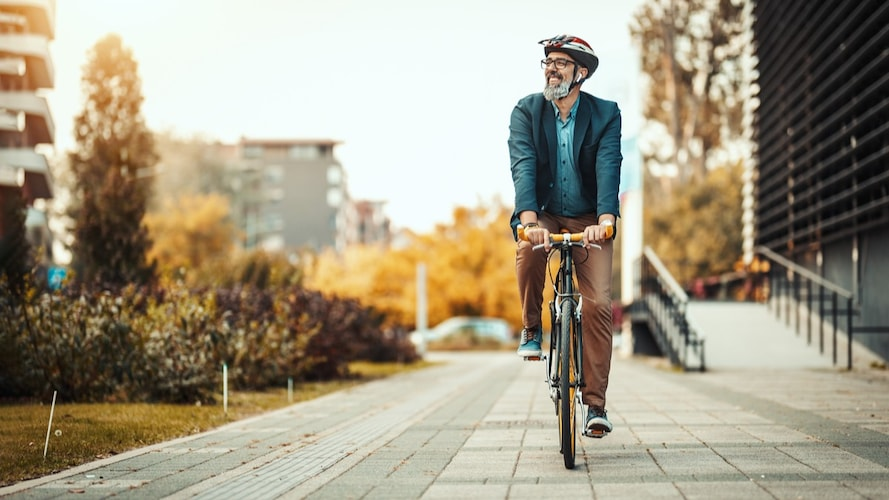 自転車にミラーは必要?