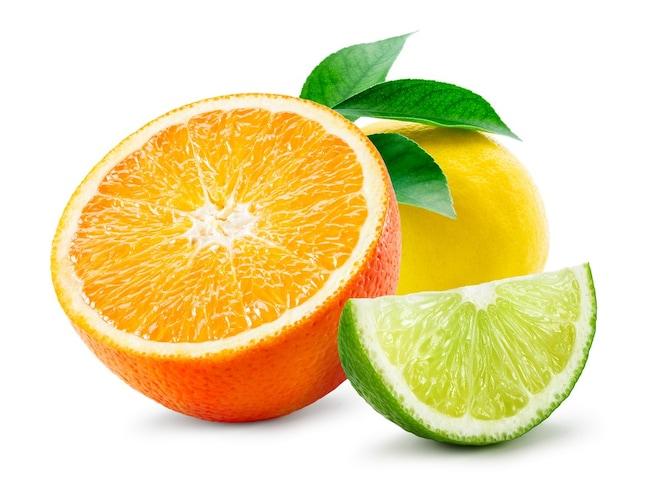 ・柑橘類:ゆずやカボス、レモンなど