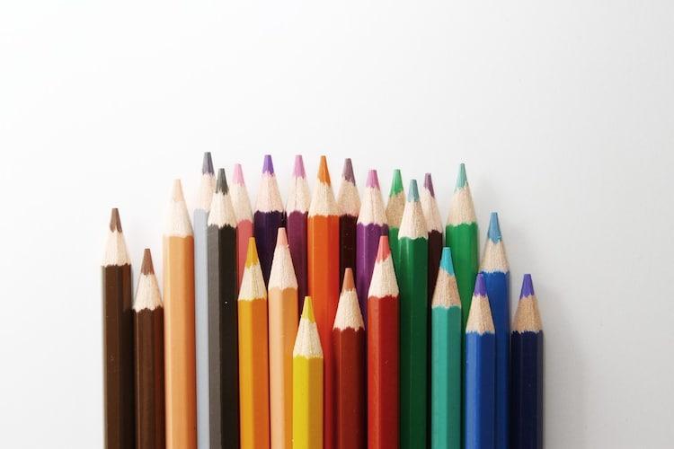 色数|自分のレベルに合ったものを選ぼう!