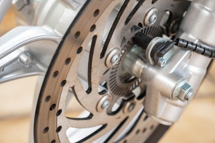 3.ブレーキ|幅広いシーンで使用できるディスクタイプが◎