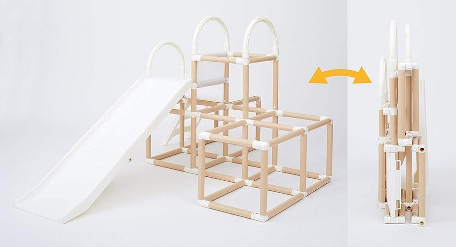 サイズ 設置するスペースと組み立て後の大きさをチェック