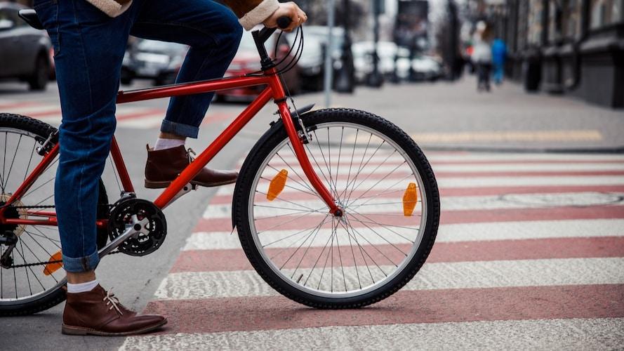 街乗りメインならクロスバイクもおすすめ
