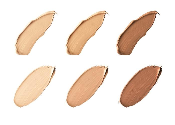 カラー|肌に合った色を選んで