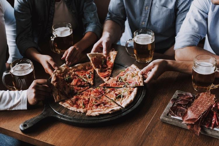 冷凍ピザの選び方