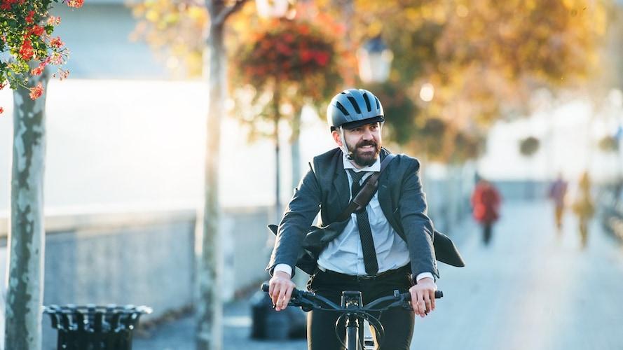 自転車 通勤が楽しい時間に!