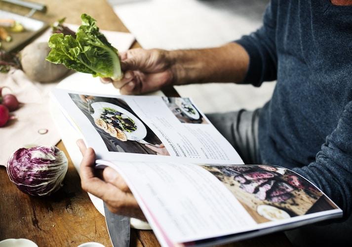 料理本・レシピ本のメリットとは?