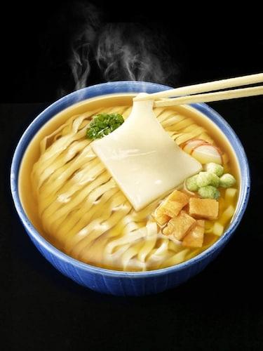 麺のタイプ②|定番で安価な「フライ麺」、実は希少な「ノンフライ麺」