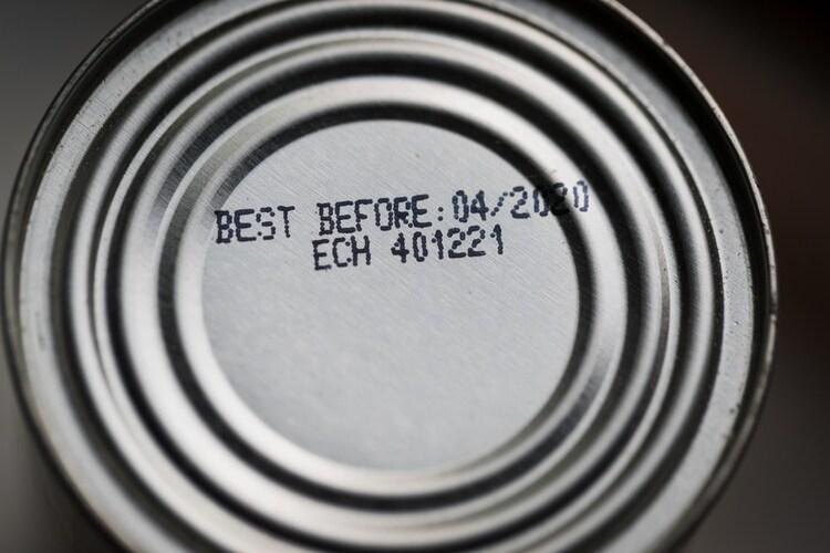 3.食品を購入するなら賞味期限が長めのものを