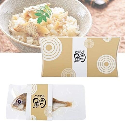・縁起物|「鰹」や「鯛」を使った調味料・食品が定番