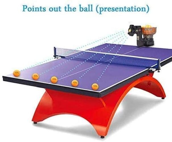 配球機能|回転数やスピード、コース設定が可能なタイプも!