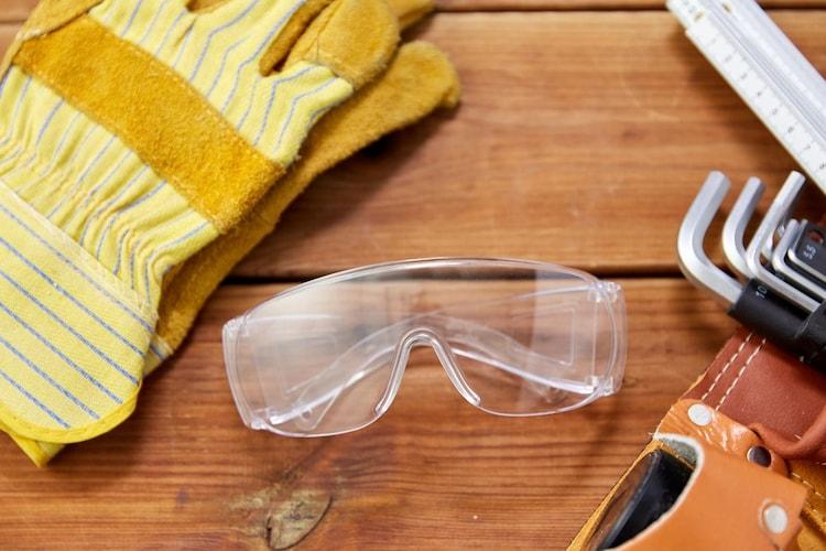 保護メガネのとは?