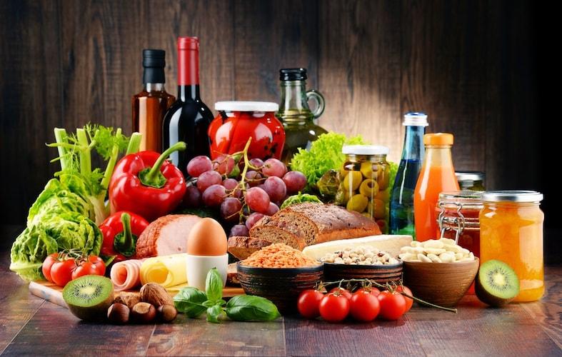 2.食料品などを選ぶなら刺激・ニオイが少ないものを