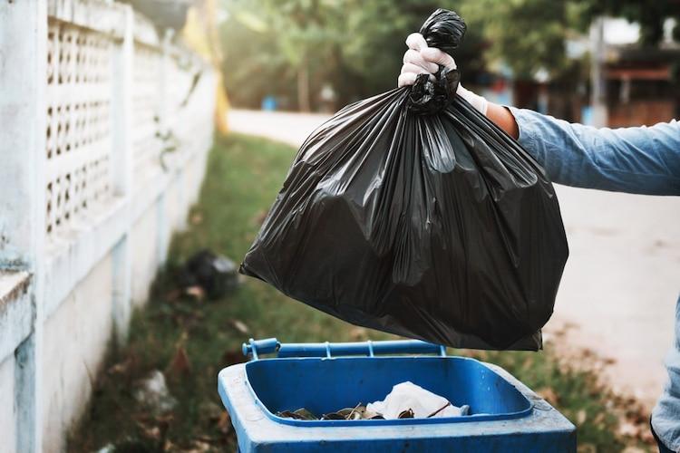 ゴミ処理|後始末が楽なものが◎