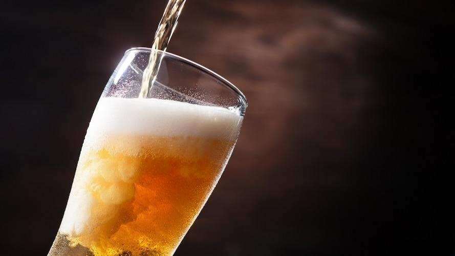 ビール ソーセージやスナックがおすすめ