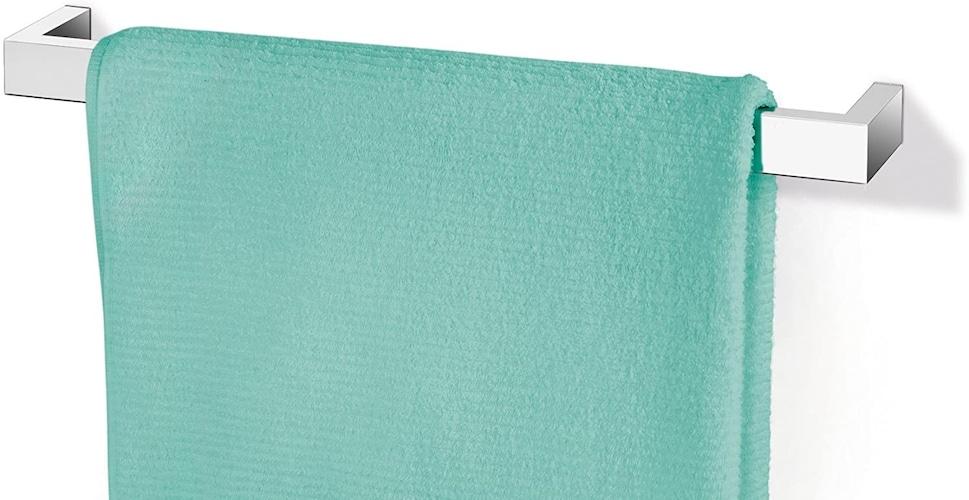 サイズ|タオルの横幅に合わせて選ぶ、リングタイプなら二つ折りして