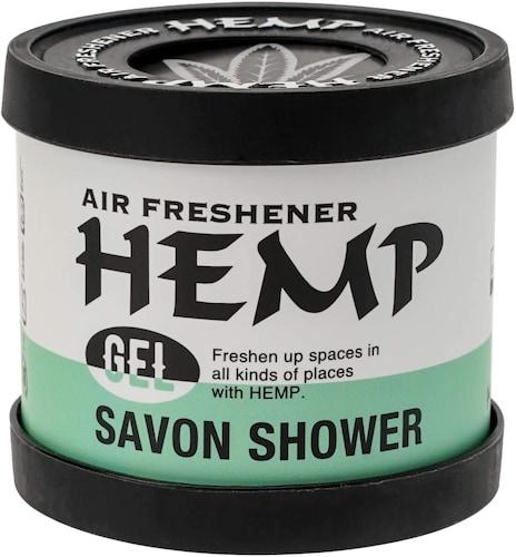ゲルタイプ|香りの強さとこぼれにくさ