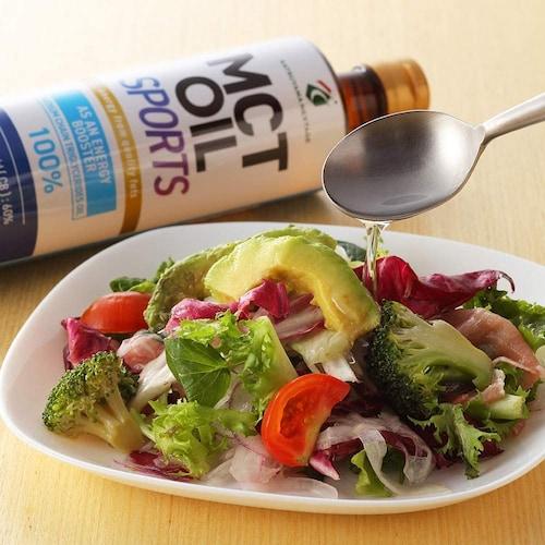 種類1|熱に弱いえごま油やアマニ油、MCTオイルはサラダやスープに