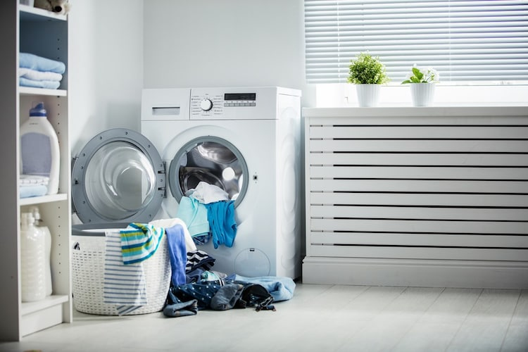 洗濯物の量|洗濯機に対して7割が目安