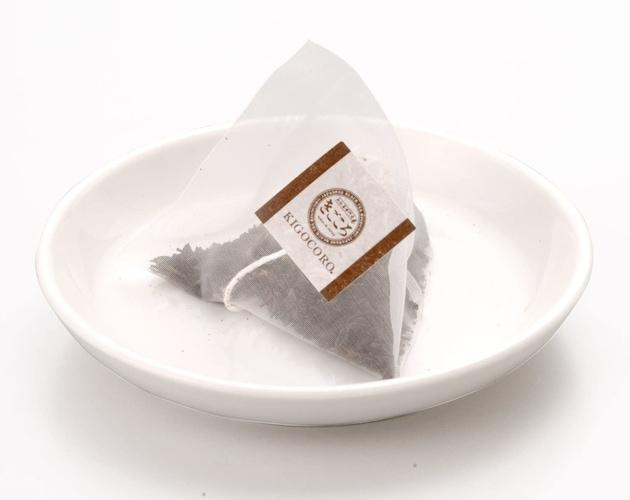 ▼気軽に紅茶を楽しめるティーバッグ