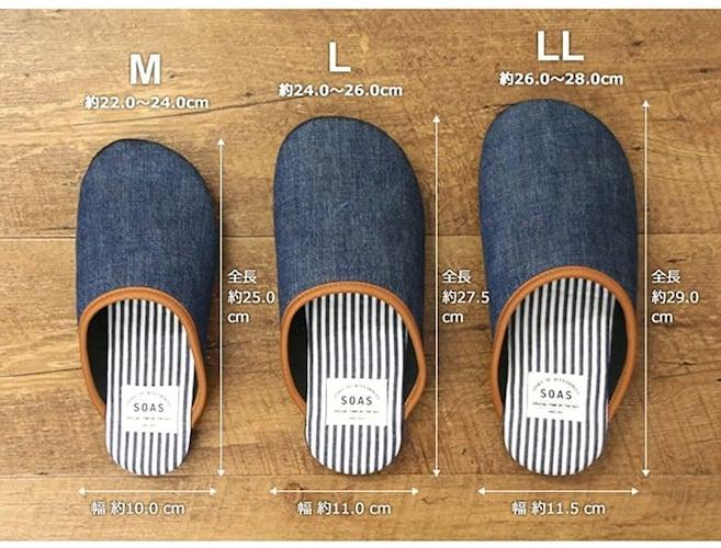 サイズ 足の大きさに近いものを選ぶことで蒸れ防止に