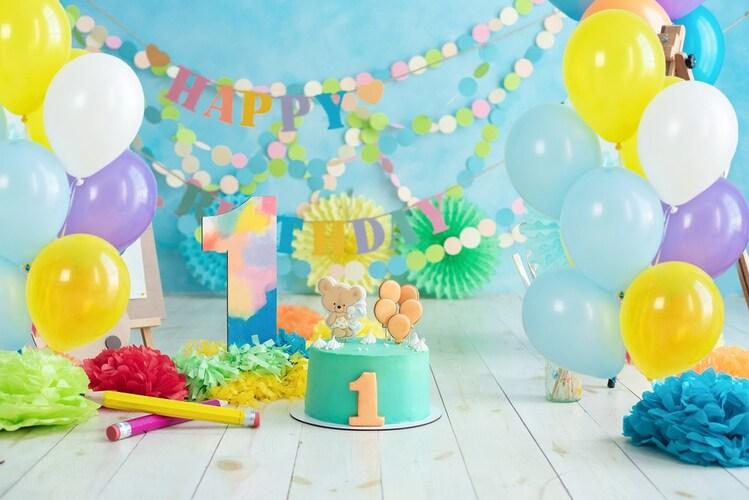 1歳のお誕生日プレゼントに