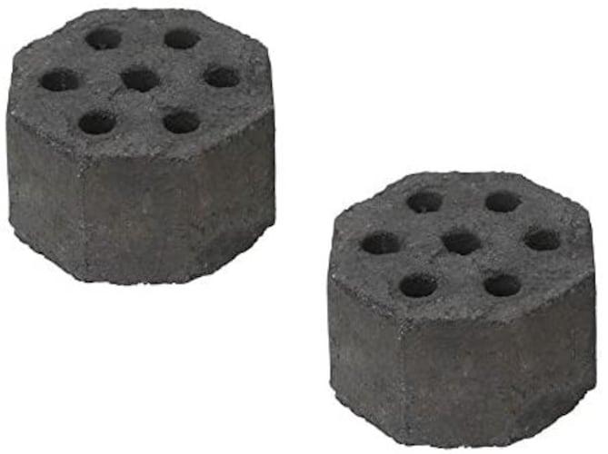 4、着火加工型成形炭