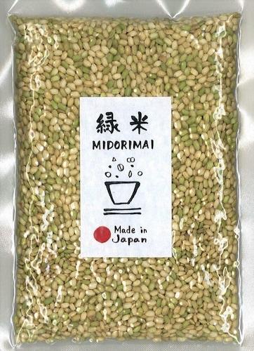 緑米|餅にしたときに柔らかいのが特徴、血液浄化向けなお米