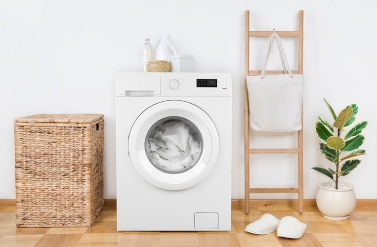 洗えるスリッパの洗い方と干し方