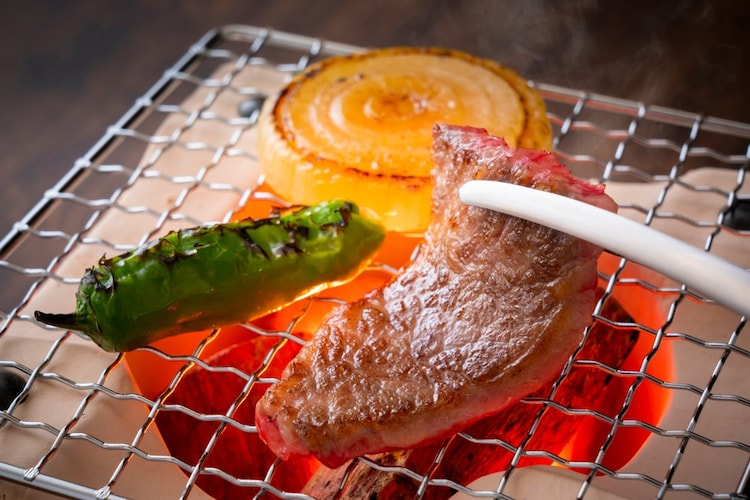 ▼軸|肉や野菜を焼くなら狭いタイプを