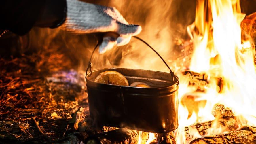 耐熱温度 300℃以上あると熱が伝わりにくい