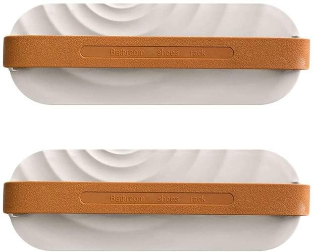 ■プラスチック製のスリッパラック