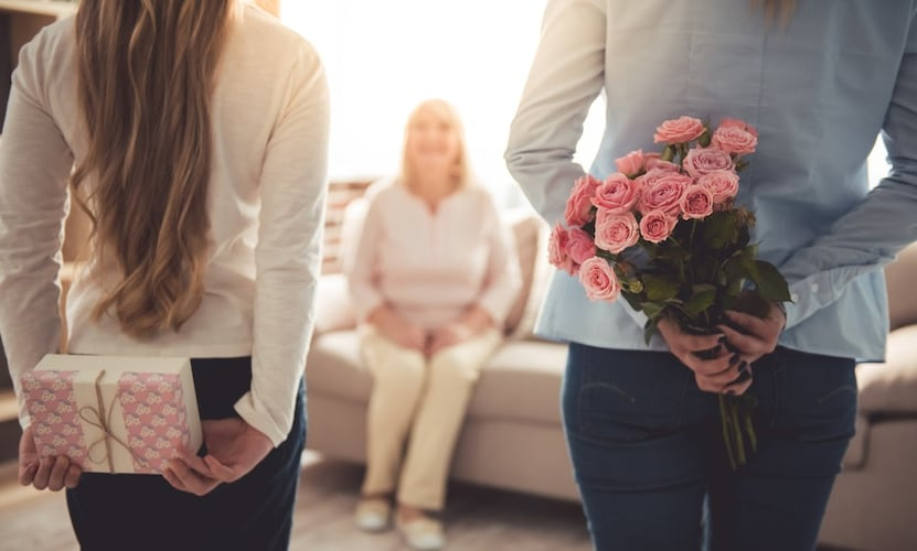 50代の母への誕生日プレゼントの選び方