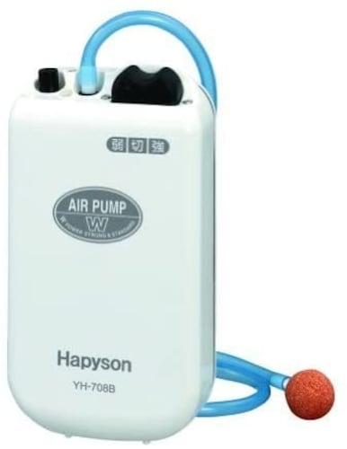乾電池式の釣り用エアーポンプ メリット・デメリット