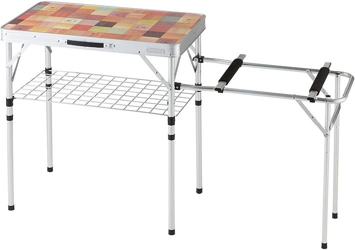 テーブル付き|自宅のキッチン感覚で料理が作れる!