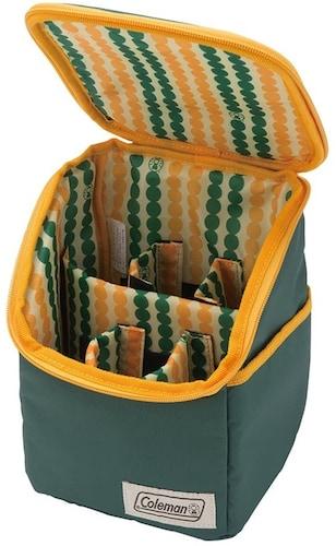 仕切り・ポケット|容器の破損防止や小物入れに