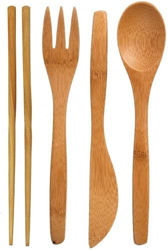 3.竹・木製 軽量で素材の温もりを感じられる