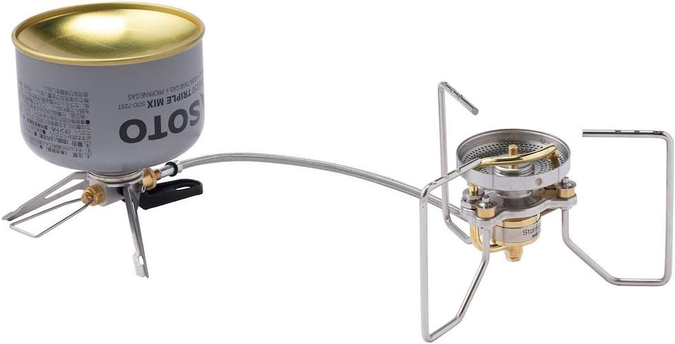 ▼分離型:しっかりとした安定感と火力で本格料理に