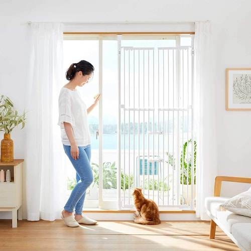 猫用フェンスとは~猫ちゃんの身を屋外の危険から守れる~