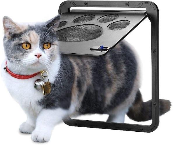 猫ドアの魅力とは~愛猫のストレスを軽減!既製品がおすすめ~