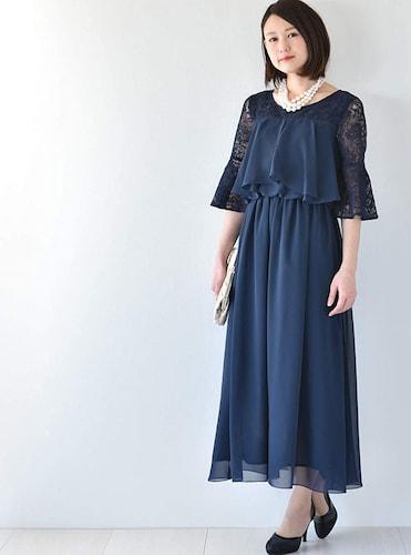ドレスタイプ|冠婚葬祭で着まわせ、楽に着られる