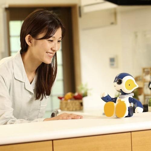 ■会話を楽しめる「しゃべる」ロボットおもちゃ
