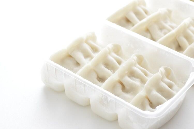 冷凍餃子の選び方