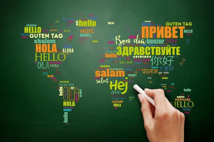 対応言語|ビジネスで使うなら多言語対応が安心!