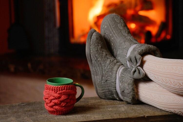 形状 しっかり暖めたい方は「足入れブーツタイプ」が◎