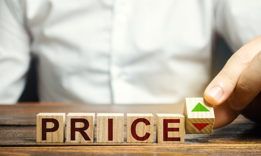 ▼デメリット|価格が高く種類が少ない