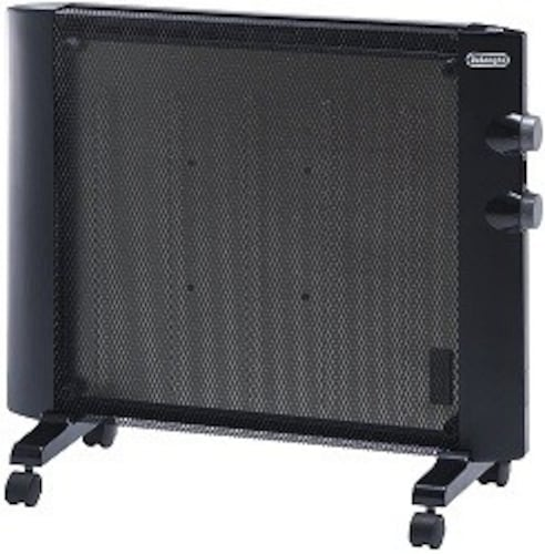 パネルヒーター|省スペースで部屋全体を暖める!