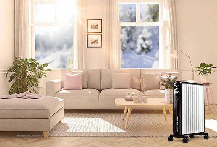 対応畳数|暖めたい部屋の広さより大きなものが◎